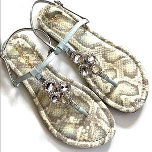 Like new Arturo Chiang leather sandals